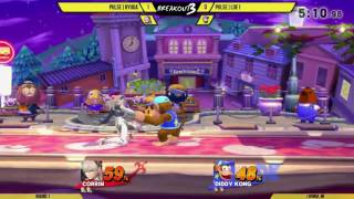 Breakout III: Pulse|Ryuga (Corrin) vs Pulse|LOE1 (Mac/Diddy)
