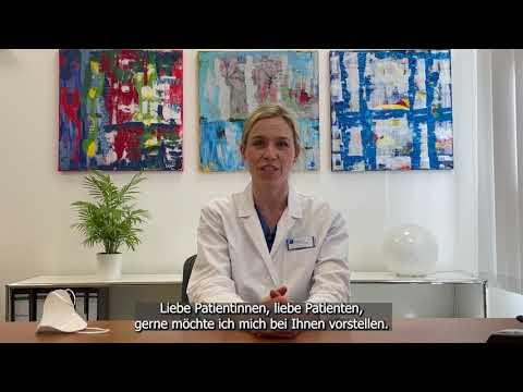Dr. Anna Philippi, Oberärztin der Klinik für Urologie