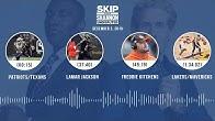 Patriots/Texans, Lamar Jackson, Freddie Kitchens, Lakers/Mavericks | UNDISPUTED Audio Podcast