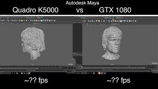 Video Older Quadro or GeForce GTX 1080 for 3D Work download MP3, 3GP, MP4, WEBM, AVI, FLV Oktober 2018