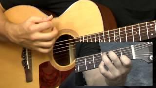 Beginning Guitar - Rock Ballad Strum