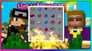Video Minecraft - BINGO SCAVENGER HUNT EVENT! | Episode 42 of H4M (How to Minecraft Season 4) download MP3, 3GP, MP4, WEBM, AVI, FLV Mei 2018