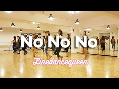 No No No Line Dance (Guillaume RICHARD & Sébastien Bonnier) Intermediate Demo & Count