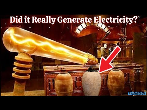 The Mystery Of Baghdad Battery Did Ancient People Enjoy Electricity