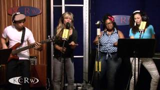 The Decoders performing Young, Willing And Able (Minnie Riperton Cover) Live on KCRW