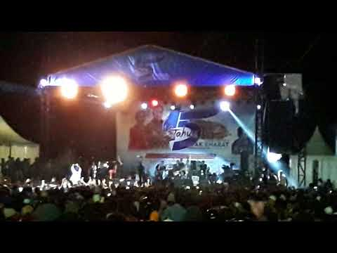 Konser Heboh Judika Terbaru
