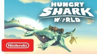 Hungry Shark World Launch Trailer   Nintendo Switch