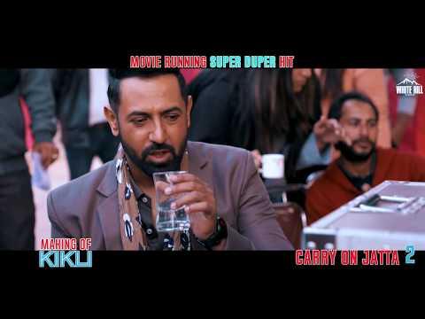 Kikli (Song Making) Carry On Jatta 2 | Gippy Grewal, Sudesh Kumari |, White Hill Music