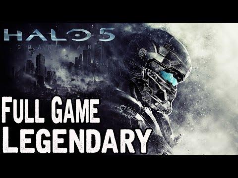 Сражение с врагами человечества в космосе. Игровой фантастический фильм Halo 5: Guardians