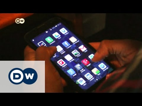 Mobile internet: The dynamic coding duo | DW News