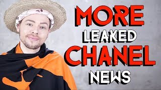 CHANEL - MORE LEAKED NEWS !!!