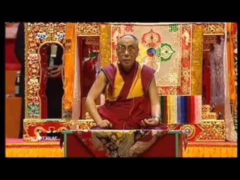 His holiness dalai lama speech
