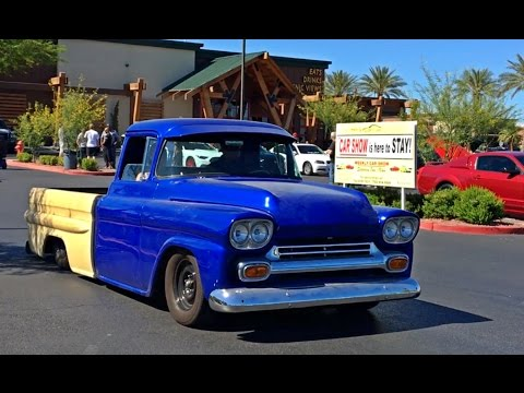 The Car Show Las Vegas 5 20 17