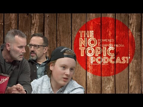 A Bunch Of A-Holes - No Topic Podcast #3