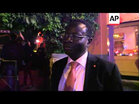 Senegal-born chemist one of first two black lawmakers elected to Germany's Parliament