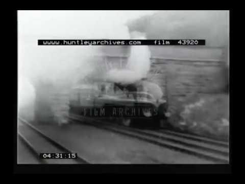 LMS Coronation Scott, 1930s - Film 43920 |
