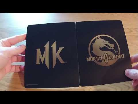 N° : Unboxing FuturePak de Mortal Kombat