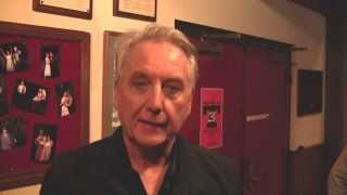 Bob Gunton invite to the 20-Year Shawshank Reunion, Aug. 30-Sept. 1, 2013