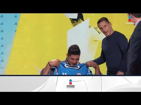 Michel Muñoz conoció a Christian Giménez en Adrenalina | Imagen Deportes