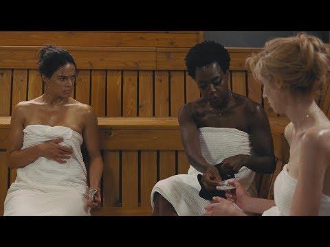 Widows RED BAND   Viola Davis, Michelle Rodriguez, Elizabeth Debicki, Liam Neeson