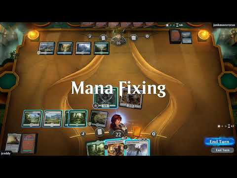 Magic Arena - G/W Angels Gameplay and Deck Tech