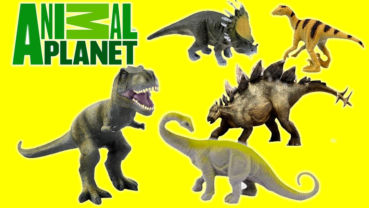 Unboxing Animal Planet Mini Dinosaur Toys Collection For