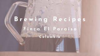 Finca El Paraiso (Colombia) video