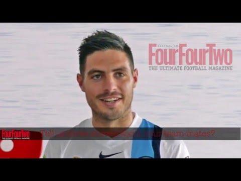 Bruno Fornaroli spills the beans on his team-mates' secrets...