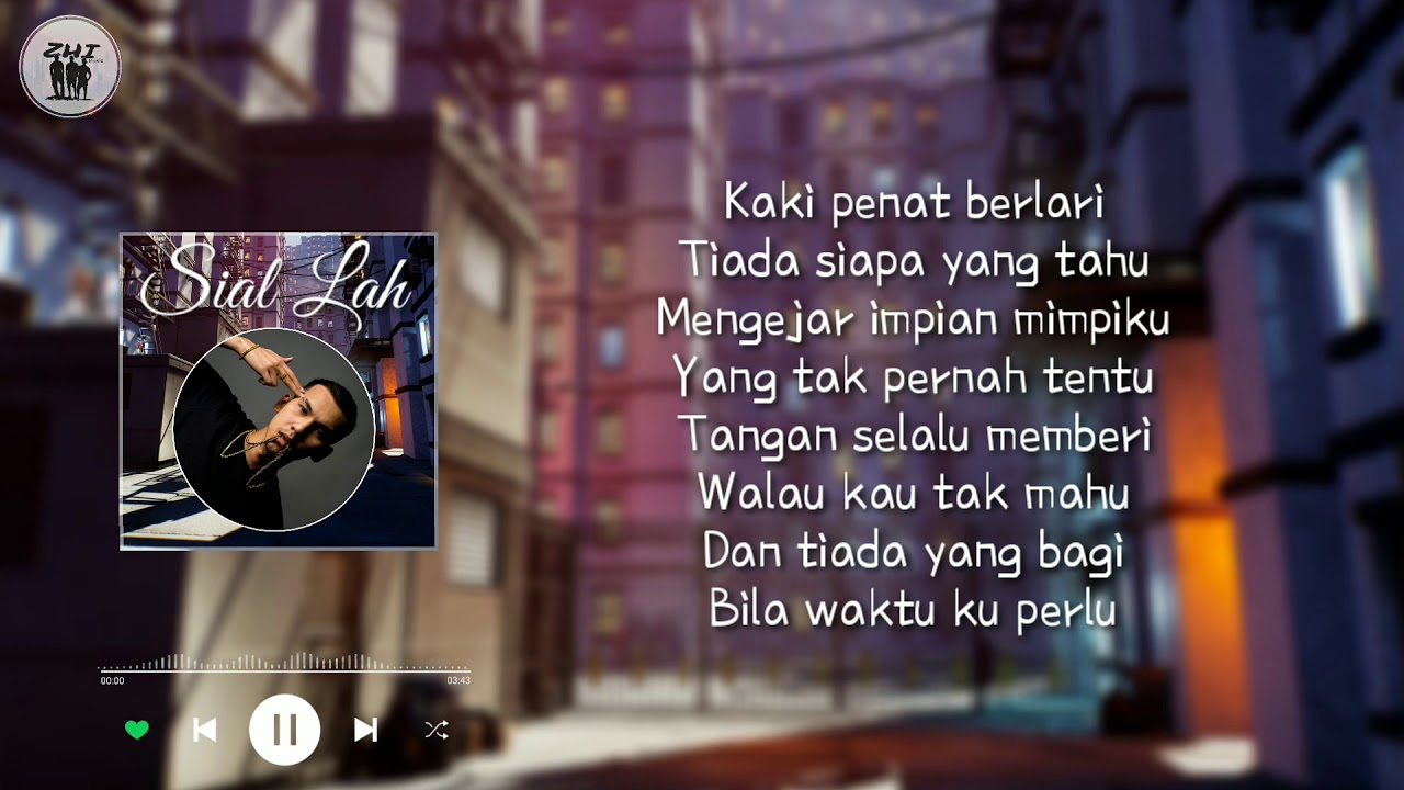 Download Sial lah - Mk K Clique, YonnyBoii ( Lirik ) ( Short Demo )