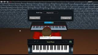 Colors - Code Geass by: FLOW on a ROBLOX piano. [Animenz Arr.]