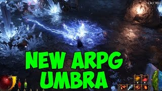 Umbra - New ARPG Gameplay & First Look
