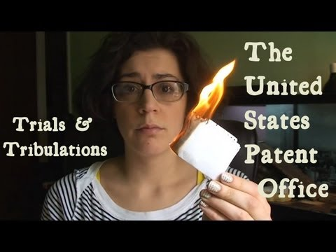 Let me tell you about : The United States Patent Office