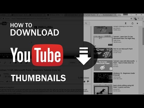 Download YouTube Thumbnails: Simple and Easy Guide to Saving YouTube Thumbnail  Images