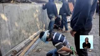 Download Video Densus 88 Baku Tembak dengan Terduga Teroris, Satu Orang Tewas - LIS 14/05 MP3 3GP MP4