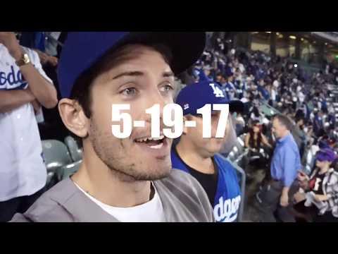 My First LA Dodgers Game! (Vlog #22  Episode #22
