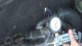 Contrôler et régler une Wastegate de turbocompresseur