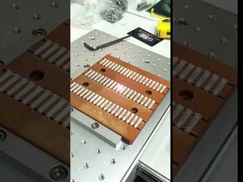 Laser Marking Machine for Sequence marking