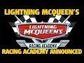 Lightning McQueen's Racing Academy Announcement | Walt Disney World