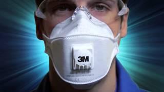 видео Респиратор противоаэрозольный Алина-СО (FFP-2) с доп. защитой от угарного газа