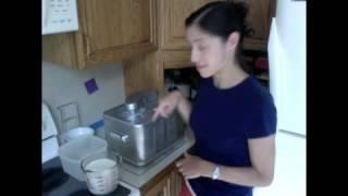 Asl 3- Recipie Lavender Ice Cream