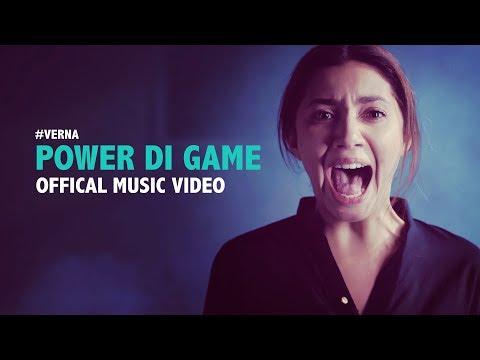 """Power Di Game Ft. Mahira Khan & Haroon   Verna   """"OFFICIAL MUSIC VIDEO""""   PATARI EXCLUSIVE"""