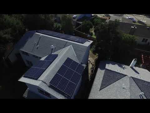 San Jose Solar Installation