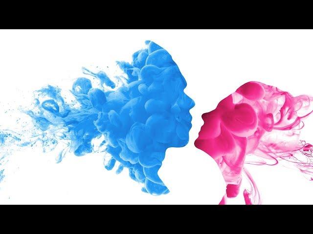 Liquid Ink Smoke Face Effect  - Photoshop Tutorial