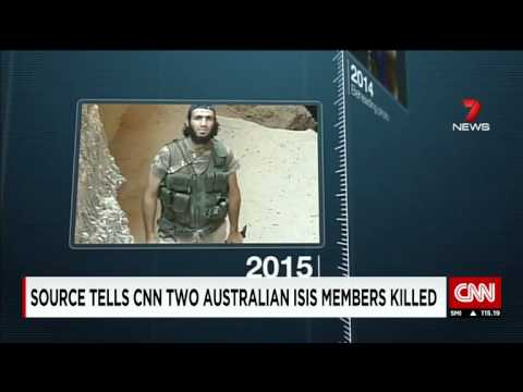 Source: Australians Killed While Fighting For The ISLAMIC STATE
