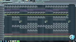 Progressive House - in Fl Studio 10 (Ian Fever - Winter Time) Free Download