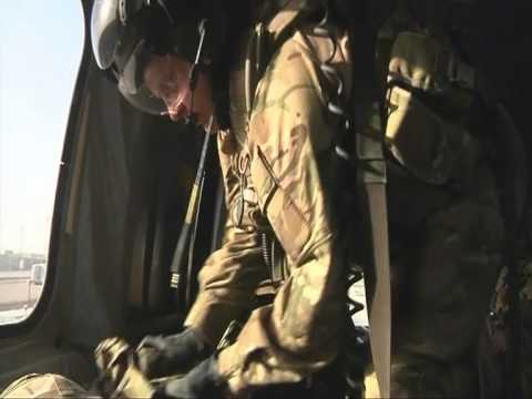 My Job in Afghanistan: Merlin Crewman