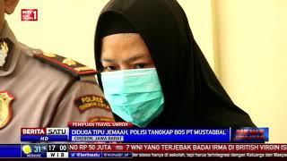 Polres Cirebon Ungkap Penipuan Calon Jemaah Umrah Mustaqbal