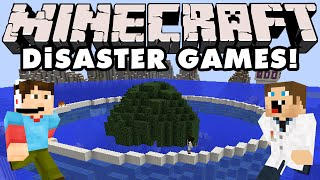 Minecraft - Disaster Games - The Flood!