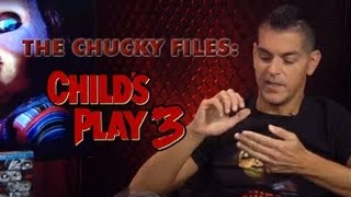 The Chucky Files- Don Mancini On Child's Play 3 (1991)