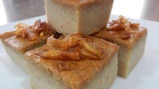 Taro Custard Recipe Dessert (Tang Trou)